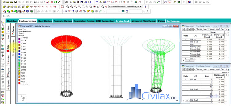 Water Tank Design In Staad Pro Pdf