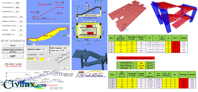 Building calculation notes civil engineering downloads for Building calculations