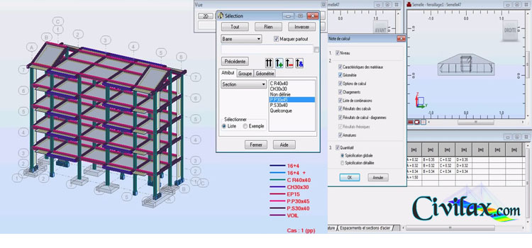Building Analysis With Robot Structural Analysis Civil Engineering Downloads