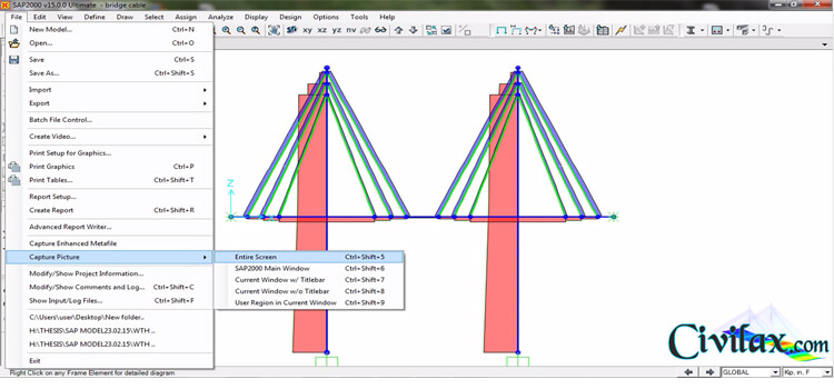analysis and design of cable stayed bridge essay Analysis and design bjørnefjorden floating cable-stayed bridge subjected to   contents, summary, main body of thesis, conclusions with.