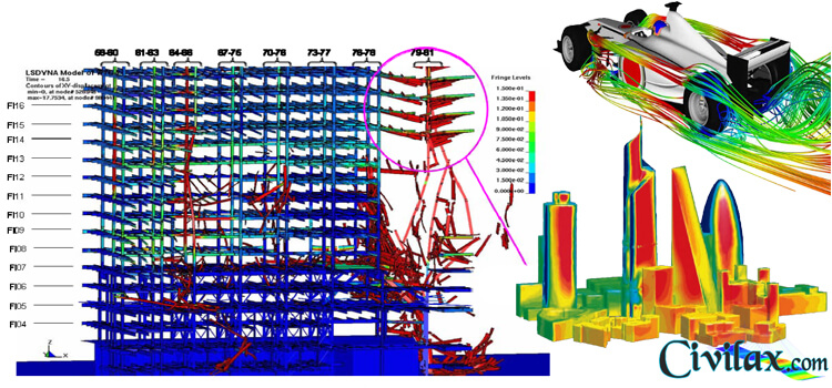 ansys tutorial pdf for civil engineering